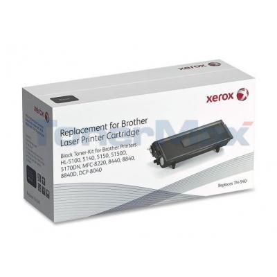 XEROX BROTHER HL-5140 TONER KIT BLACK TN-540 3.5K
